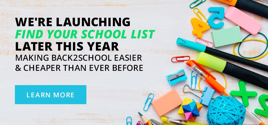 Find your school list